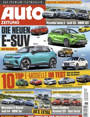 Cover Autozeitung